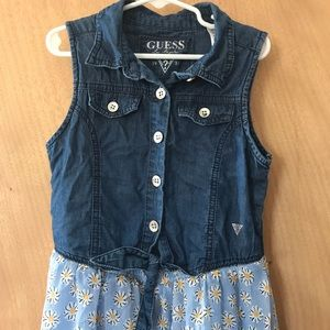 Girls Guess dress, size 10-12